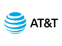 AT&T cyber security logo